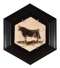 巴勃罗•毕加索 - 陶瓷  - Taureau