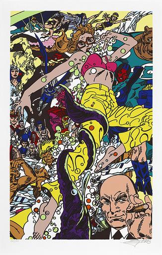 小野洋子、爱罗 - 版画 - La femme fatale IV
