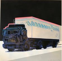 安迪·沃霍尔 - 版画 - Truck F&S II.370