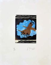 Georges BRAQUE - Grabado - Migration