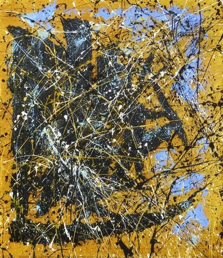 Jean-Jacques MARIE - Gemälde - Composition n°332