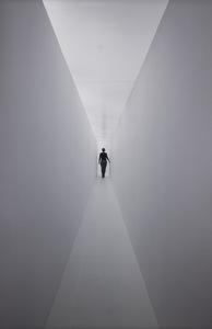 Santiago SIERRA - Fotografia - Una persona