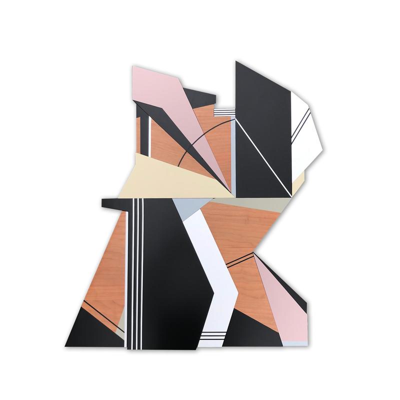 Scott TROXEL - Skulptur Volumen - Kratos