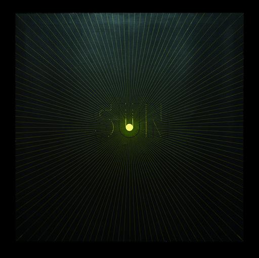 Jorrit TORNQUIST - Pittura - Sun