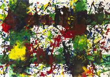 Sam FRANCIS - Peinture - SF79-053