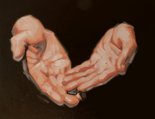 Thierry CARRIER - Painting - Sans titre (code 1430)