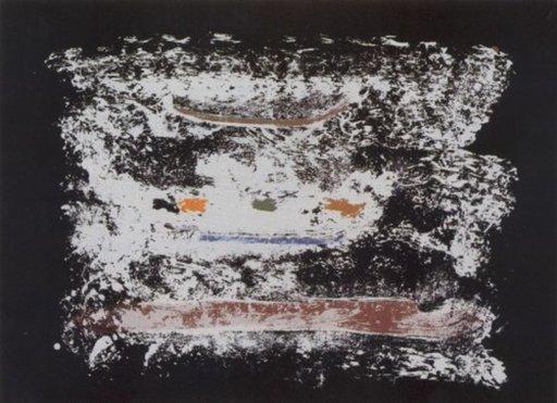 Helen FRANKENTHALER - Estampe-Multiple - Un poco más