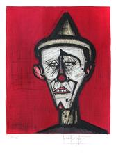Bernard BUFFET (1928-1999) - MON CIRQUE 1968