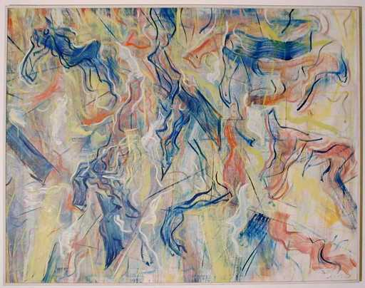 Claudio OLIVIERI - Pintura - I diari e le paure