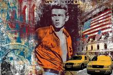 Devin MILES - Grabado - American Boy
