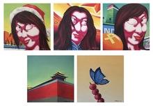 ZHAO Bo - Peinture - Untitled (5)