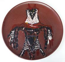 Wifredo LAM - Ceramic - Fire Tongues