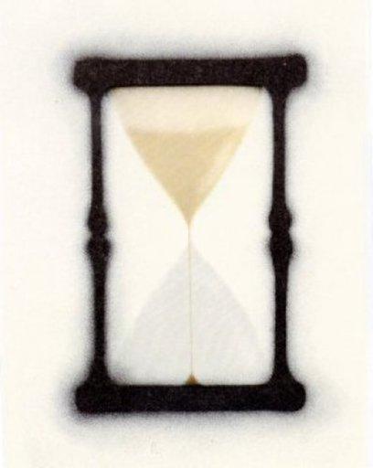 Ed RUSCHA - Stampa-Multiplo - Reloj de arena