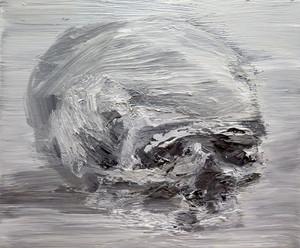 YAN Pei-Ming - Painting -   Crane