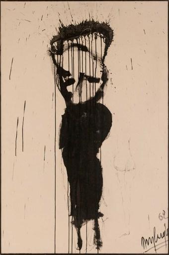 Charles DRYBERG - Pittura - Sans Titre