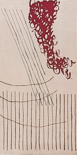 Giorgio GRIFFA - Pintura - Mosso