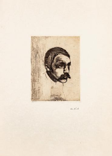 Edvard MUNCH - Print-Multiple - Sigbjørn Obstfelder