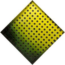 Matteo NEGRI - Escultura - Kamigami Yellow Square