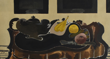 Georges BRAQUE - Estampe-Multiple - Still Life with Teapot and Fruits | Théière et Fruits