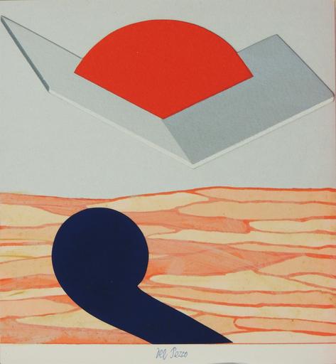Lucio DEL PEZZO - Gemälde