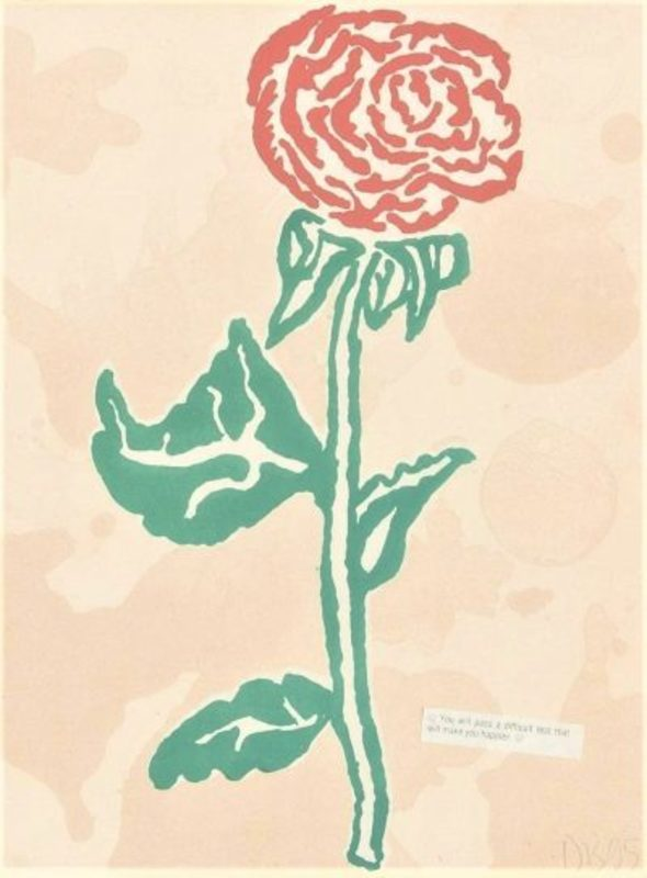 Donald BAECHLER - Print-Multiple - Untitled