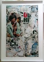 Laurent DURREY - Painting - Afro