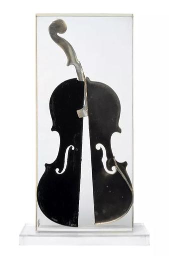 Fernandez ARMAN - Sculpture-Volume - Inclusion de violon