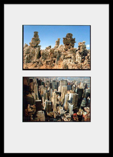John ISAACS - Fotografia - The Matrix of Amnesia. New York / Monolake