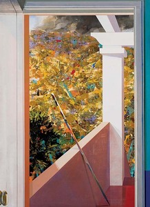 Alfonso ALBACETE - Painting - Interior Nº 11