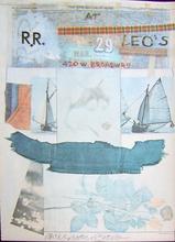 Robert RAUSCHENBERG (1925-2008) - R.R. at Leo's