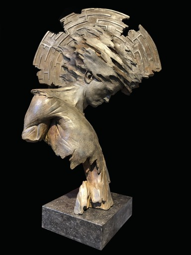 Patrick BERTHAUD - Sculpture-Volume - Contact