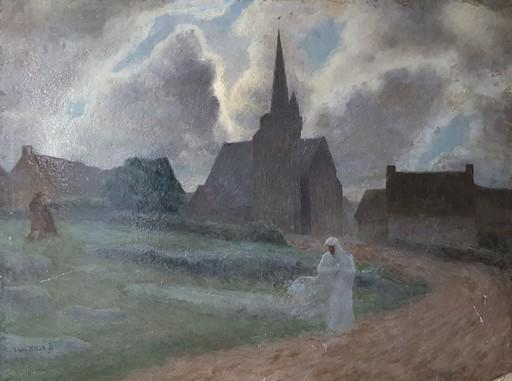 Gabriel Charles DÉNEUX - Pittura