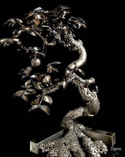 DIGEMA - Sculpture-Volume - Amour & Pouvoir (VENDUE)