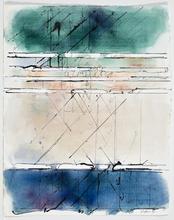 Paul KALLOS - Drawing-Watercolor - Sans titre (PK08)