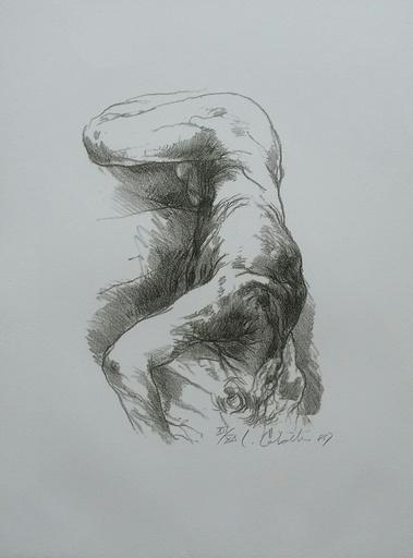 Luis CABALLERO - Druckgrafik-Multiple - NU