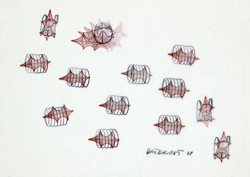 Dieter ROTH - Estampe-Multiple - Stamp images