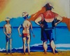 Philippe PAGANI - Peinture - Attention aux UV