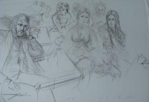 Lucien-Philippe MORETTI - Print-Multiple - In The Classroom