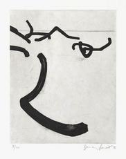 Bernar VENET - Grabado - Random Combinations of Indeterminate Lines
