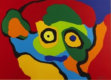 Karel APPEL - Print-Multiple