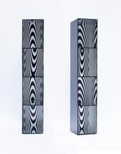 Julio LE PARC - Sculpture-Volume - Formes virtuelles par déplacement d'après un theme de 1966