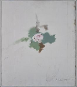 Antonio LÓPEZ GARCÍA - Pittura - Rose