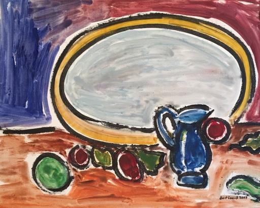 Christian DURIAUD - Pintura - Miroir