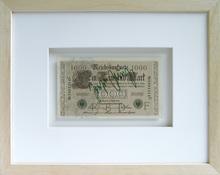 Joseph BEUYS - Sculpture-Volume - 1000 Reichsmark