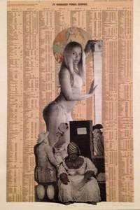 Godfried DONKOR - Drawing-Watercolor - Mulatto Madonna
