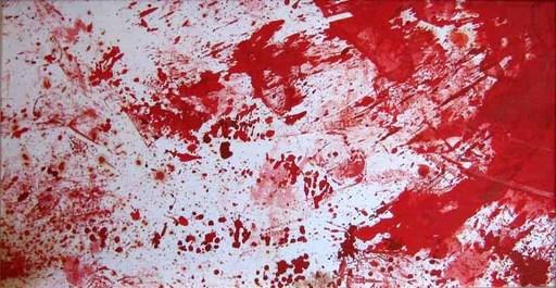 Hermann NITSCH - Pintura - Senza titolo