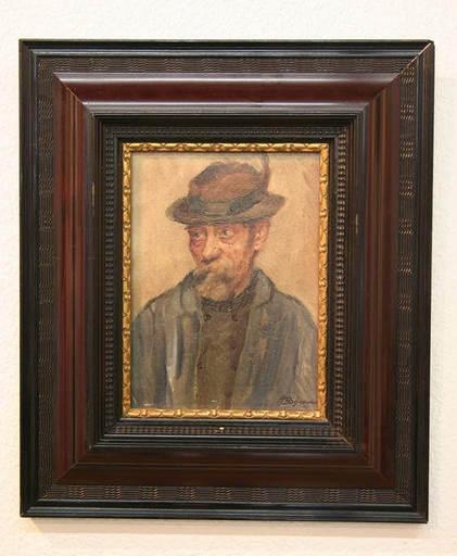 Hermann BAHRMANN - Pintura