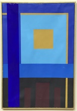 Mauro REGGIANI - Pintura - Composizione n11