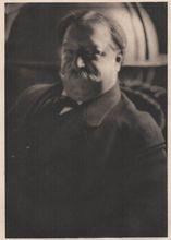 Edward STEICHEN - Fotografia -  Henry W. Taft (William Howard Taft)