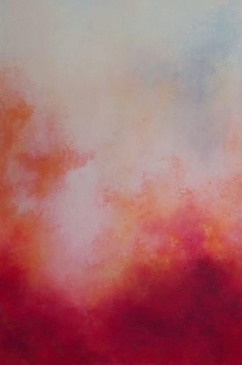 Francesca BORGO - Pittura - On Fire from within